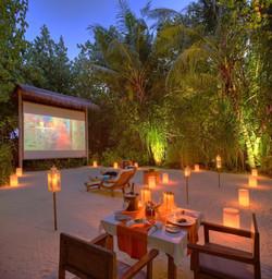 Jungle Cinema Dine Under The Stars Experience