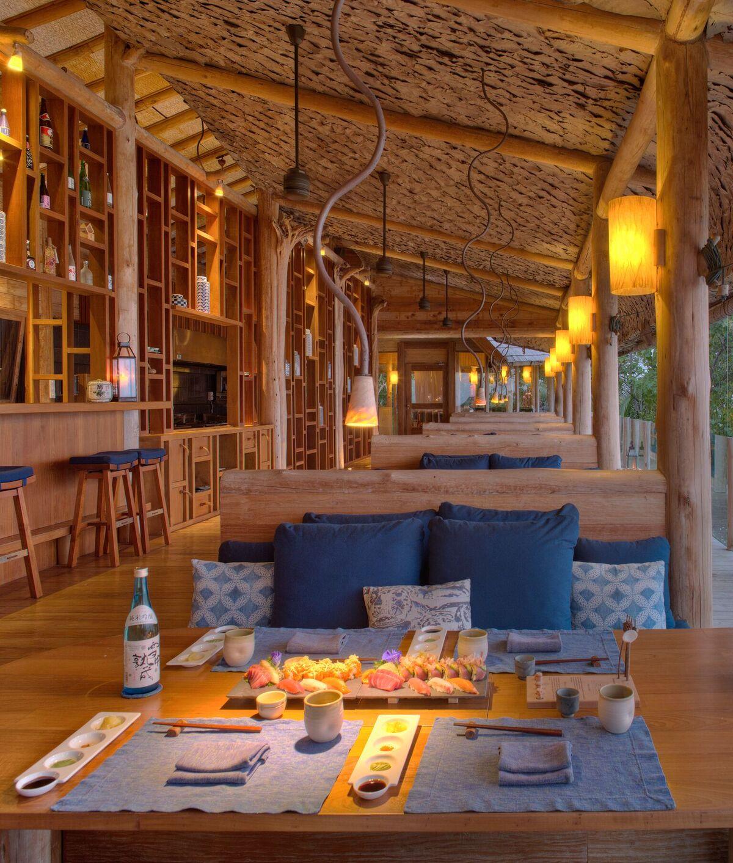 The Sea Restaurant Area