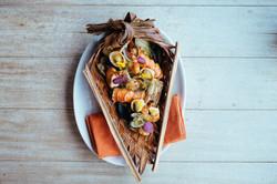 Gili Seafood Basket