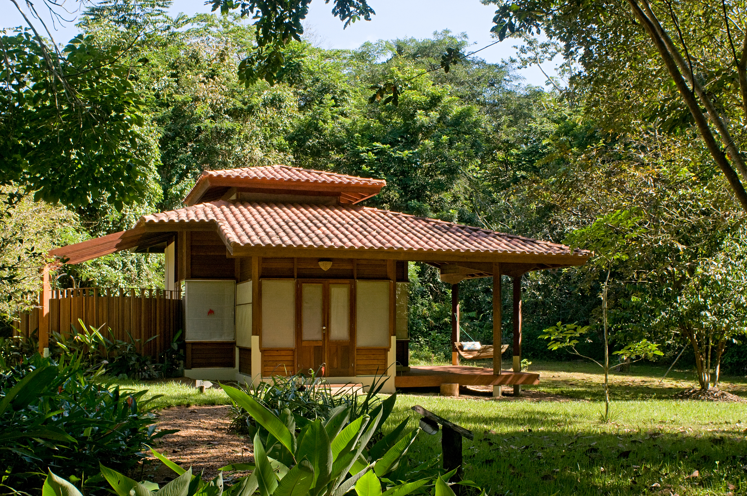 Cristalino Jungle Lodge Bungalow - Luis Gomes