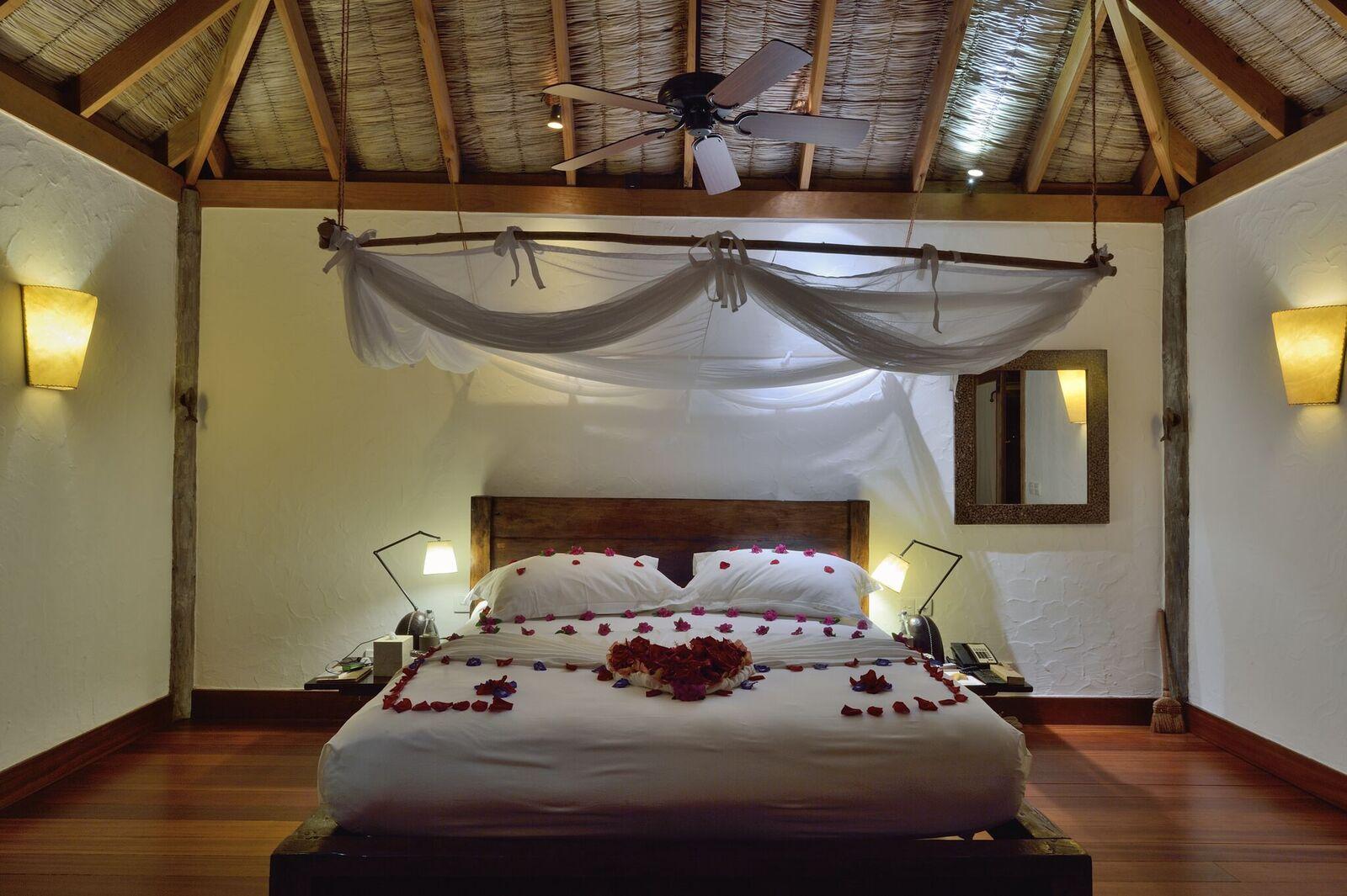 Romantic Setup in Villa