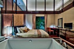 Pool Residence, Master Bedroom
