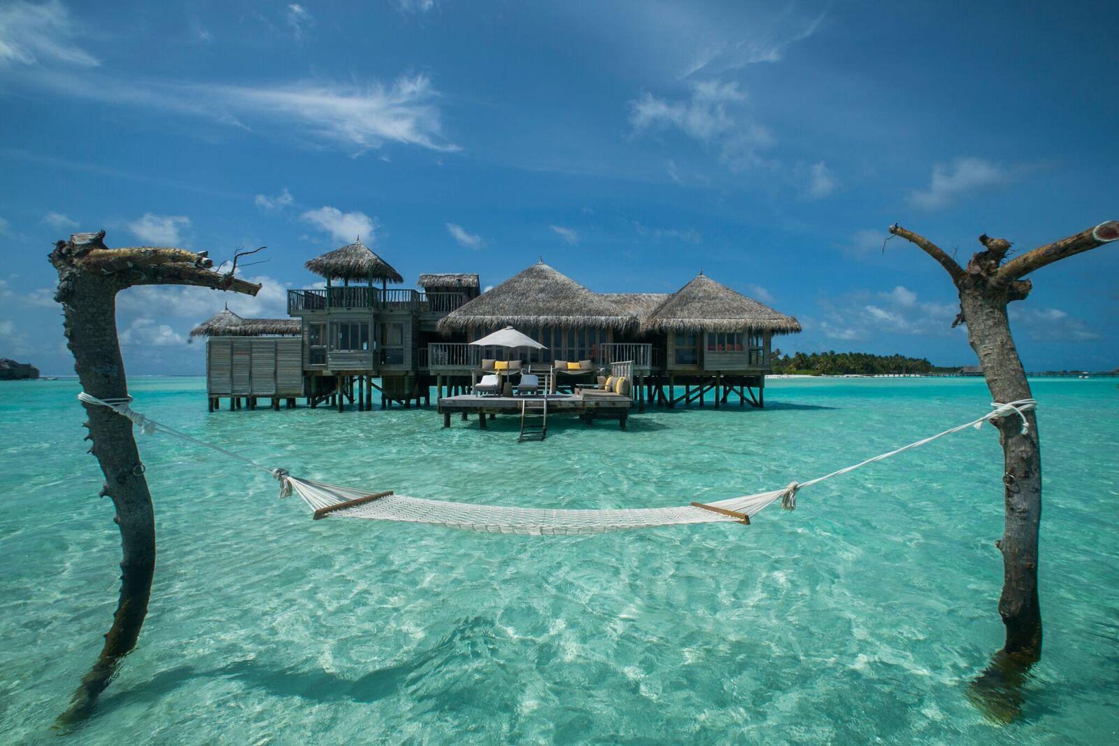 Image result for floating hammock gili