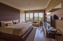 Palm Deluxe Room Bedroom
