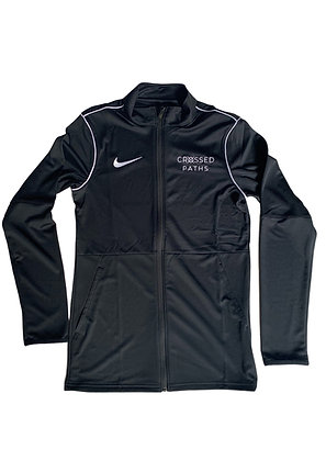 Nike X Crossed Paths Track Jacket - Black / White