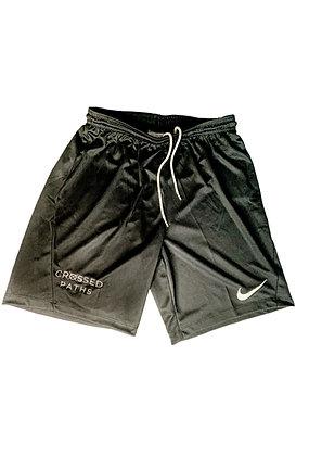 Nike X Crossed Paths Mens Shorts - Black