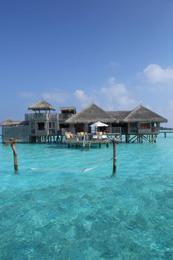 Gili Lagoon Residence with Water Hammock