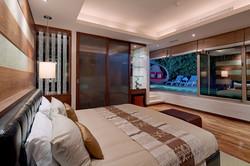 Pool Villa, Bedroom