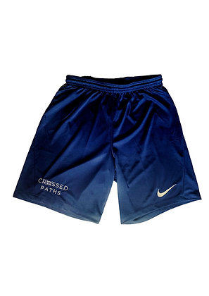 Nike X Crossed Paths Mens Shorts - Midnight Navy