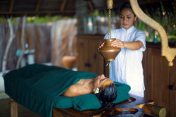 Shirodhara Treatment