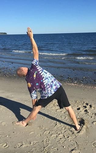 Jim Percival Smiling Spirit Yoga
