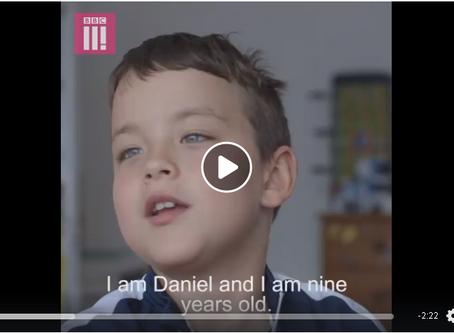 Yoga changed 9-year-old Daniel's life