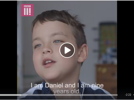 Yoga changed 9-year-old Daniel's life