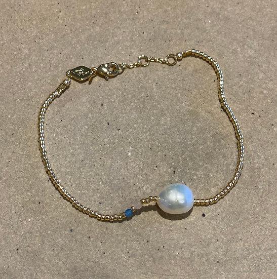 Anni Lu Baroque Pearl Bracelet