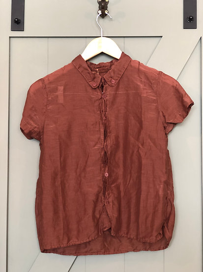Mia Silk Cotton Shirt