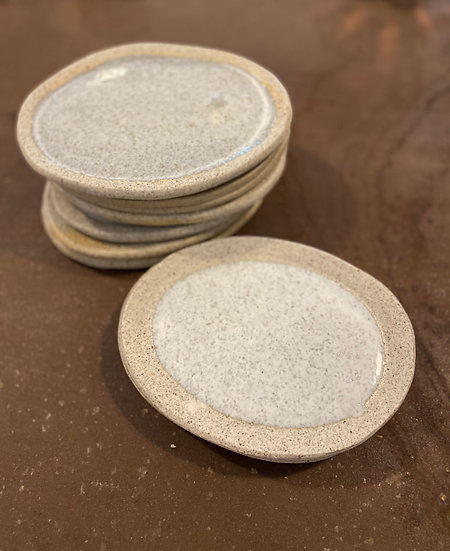 Oval Ceramic Plates/Platters