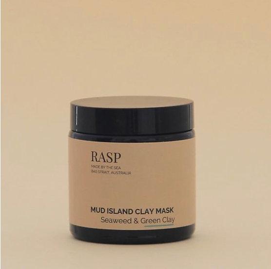 Rasp Mud Island Clay Mask