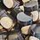 Thumbnail: The Botanical Candle Company Amber Jar Candle