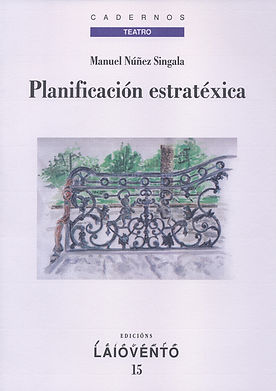 Planificación estratéxica Manuel Núñez Singala