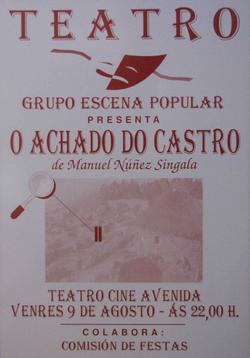 02 Cartel Escena Popular