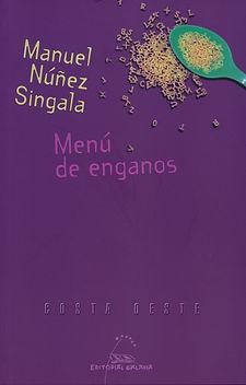 Menú de enganos Manuel Núñez Singala
