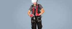 Multifunctional full body harness 5 anchor point