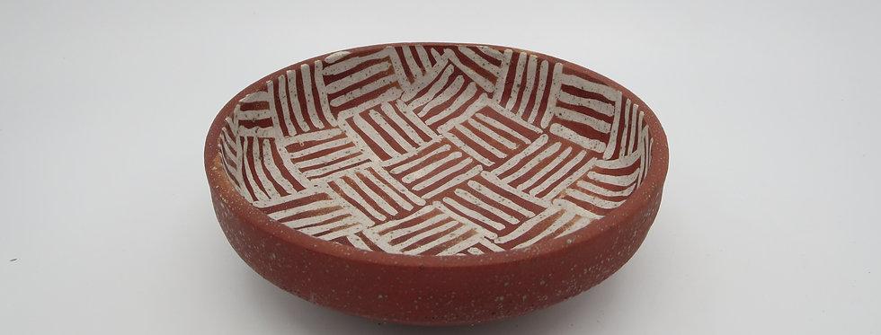 Shallow Bowl #0154