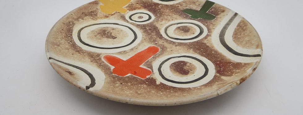 Dinner Plate #099