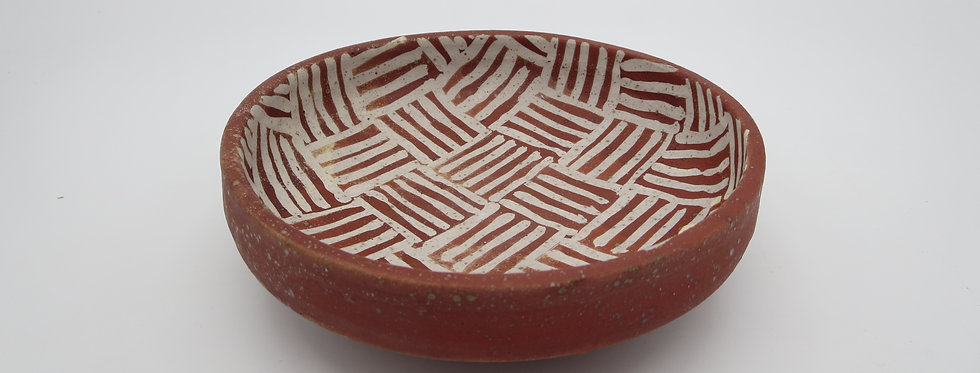 Shallow Bowl #0155