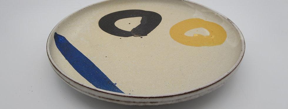 Dinner Plate #0129