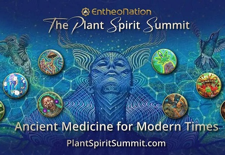 Plant Spirit Summit (free online event)