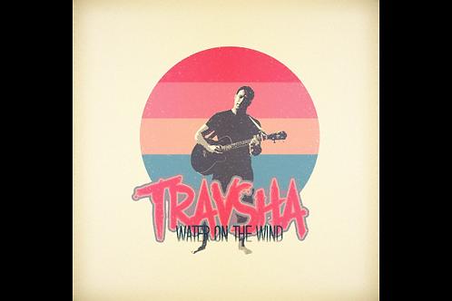Travsha - Water on the Wind CD