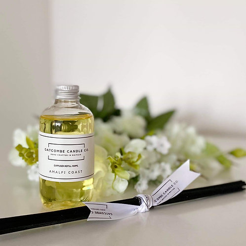 100ml Reed Diffuser Refill & Replacement Reeds