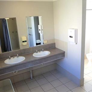Bathrooms at Aquarius Gold Coast