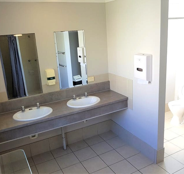 Bathrooms at Aquarius Gold Coast