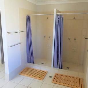 Showers at Aquarius Gold Coast