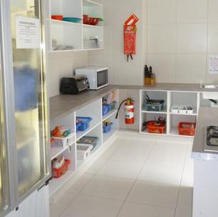 Kitchen at Aquarius Gold Coast