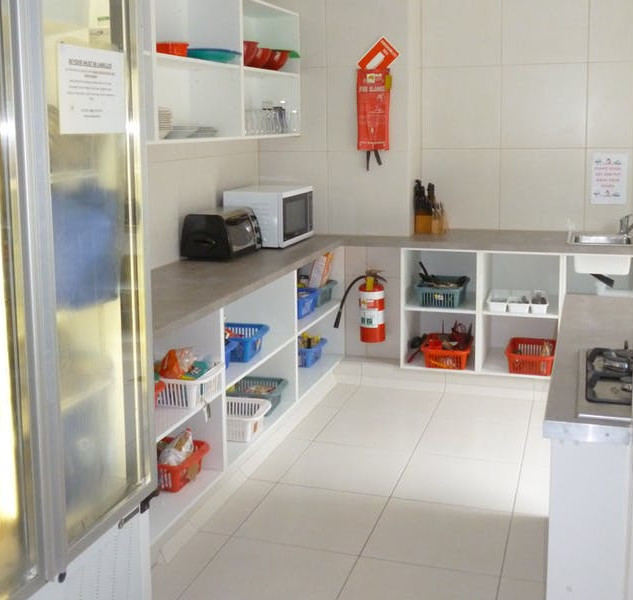 Kitchen at Aquarius Gold Coast