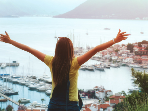 How to Be Happy RIGHT NOW (and in the Long Term)