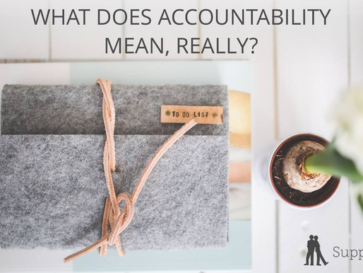 What Does Accountability Mean, Really?