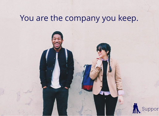 The Company You Keep: A Powerful Motivator