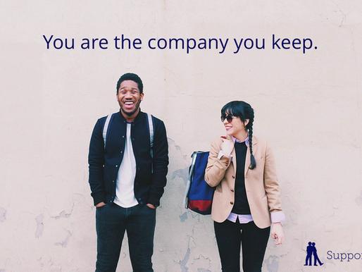 The Company You Keep: A Powerful Motivator