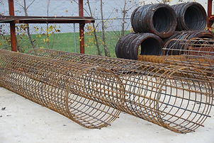 Prefabricated Rebar Cages