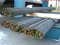 Steel Rebar Fabrication