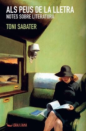 ALS PEUS DE LA LLETRA | Toni Sabater