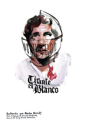 TIRANTE EL BLANCO Joanot Martorell