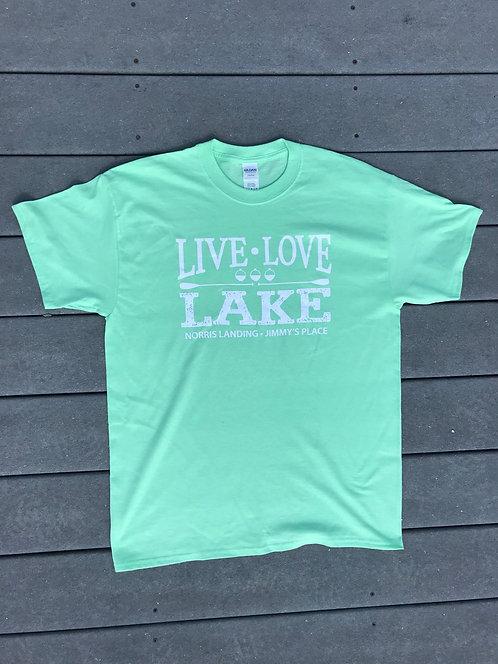 Live Love Lake Tee