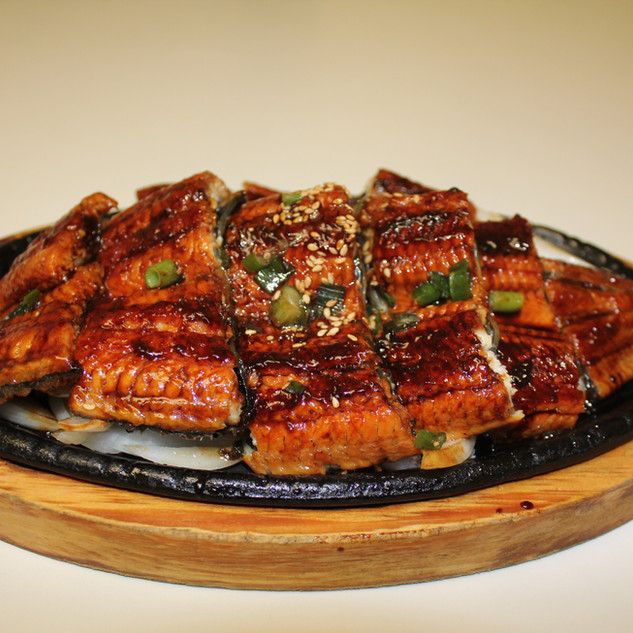 Grilled Eel | 장어구이