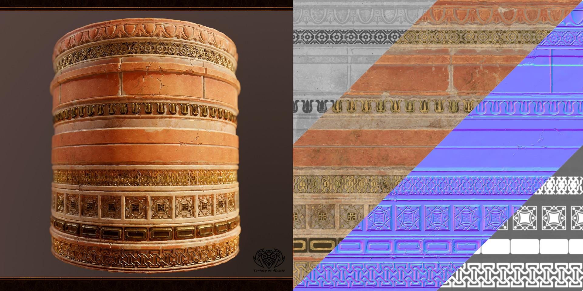 Tile texture 02