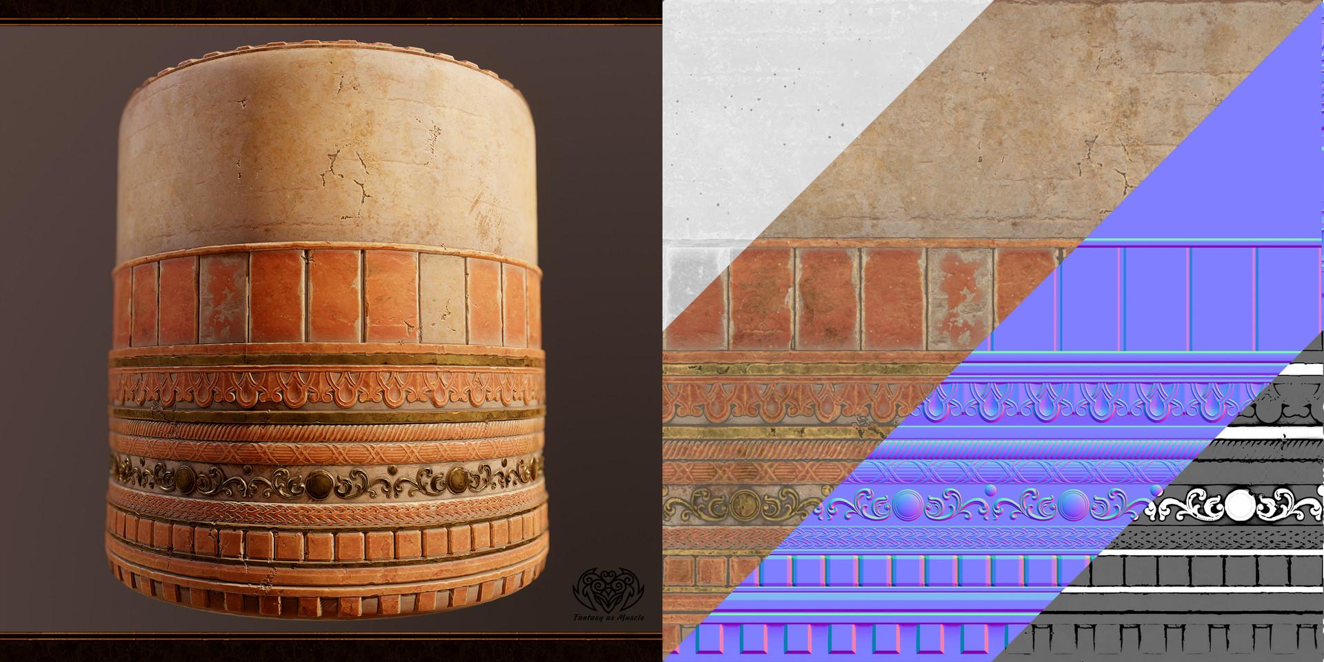 Tile texture 01